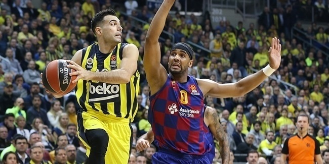 RS Round 20: Fenerbahce Beko Istanbul vs. FC Barcelona