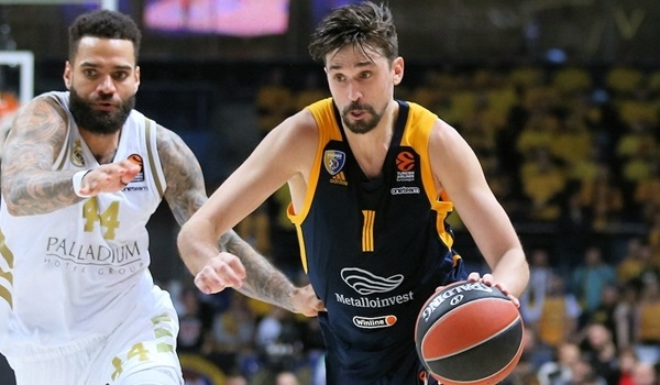 RS20 Report: Shved powers Khimki to slump-busting win over Real