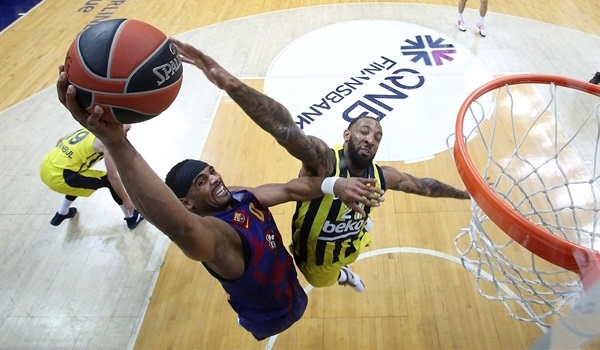 RS20 Report: Barcelona holds firm at Fenerbahce