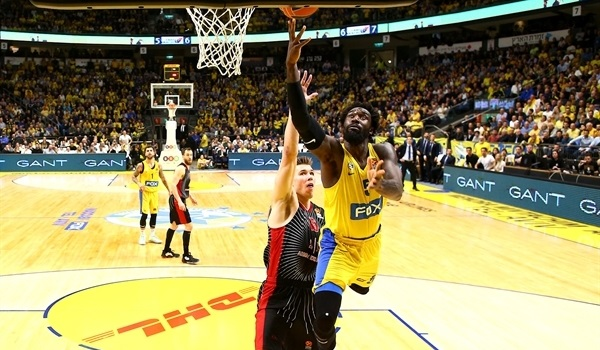 RS20 Report: Maccabi gets past Milan to stay unbeaten at home