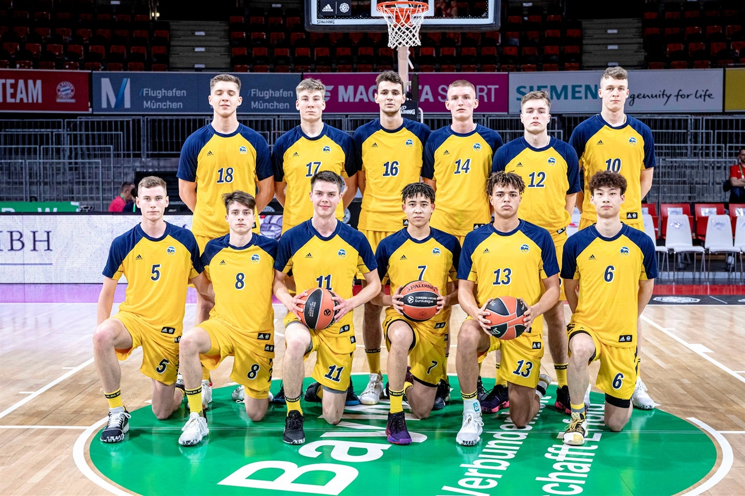 U18 ALBA Berlin - ANGT Munich 2020 (photo Steffen Eirich - Bayern) - JT19