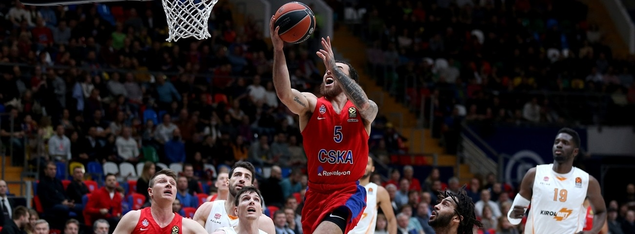 CSKA retains scoring ace James through 2023!