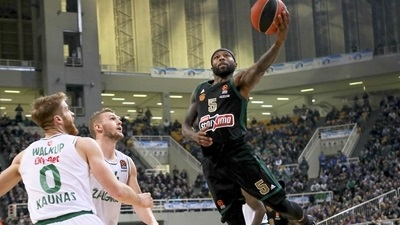 Panathinaikos came from behind, again