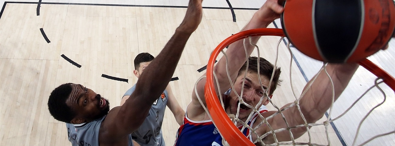 DenizBank Signature Moves: Tibor Pleiss