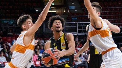 Ludwigsburg overcomes Promitheas for second win