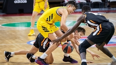 ALBA downs Ulm in all-German battle for seventh place