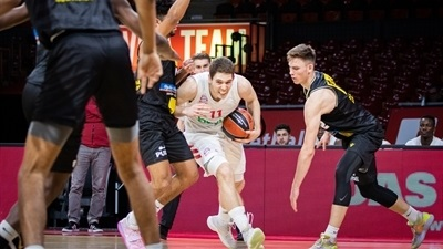 Bayern bests Ludwigsburg in all-German bout for third place