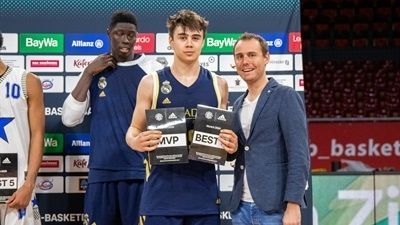 Nunez named MVP after leading Real to ANGT Finals
