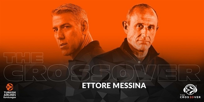 The legendary Ettore Messina visits The Crossover