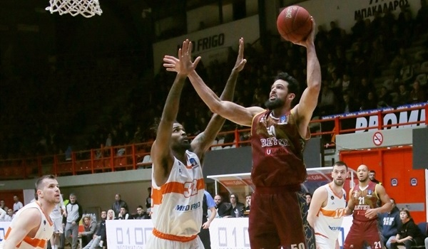 T16 Round 3 Report: Reyer holds off Promitheas on the road