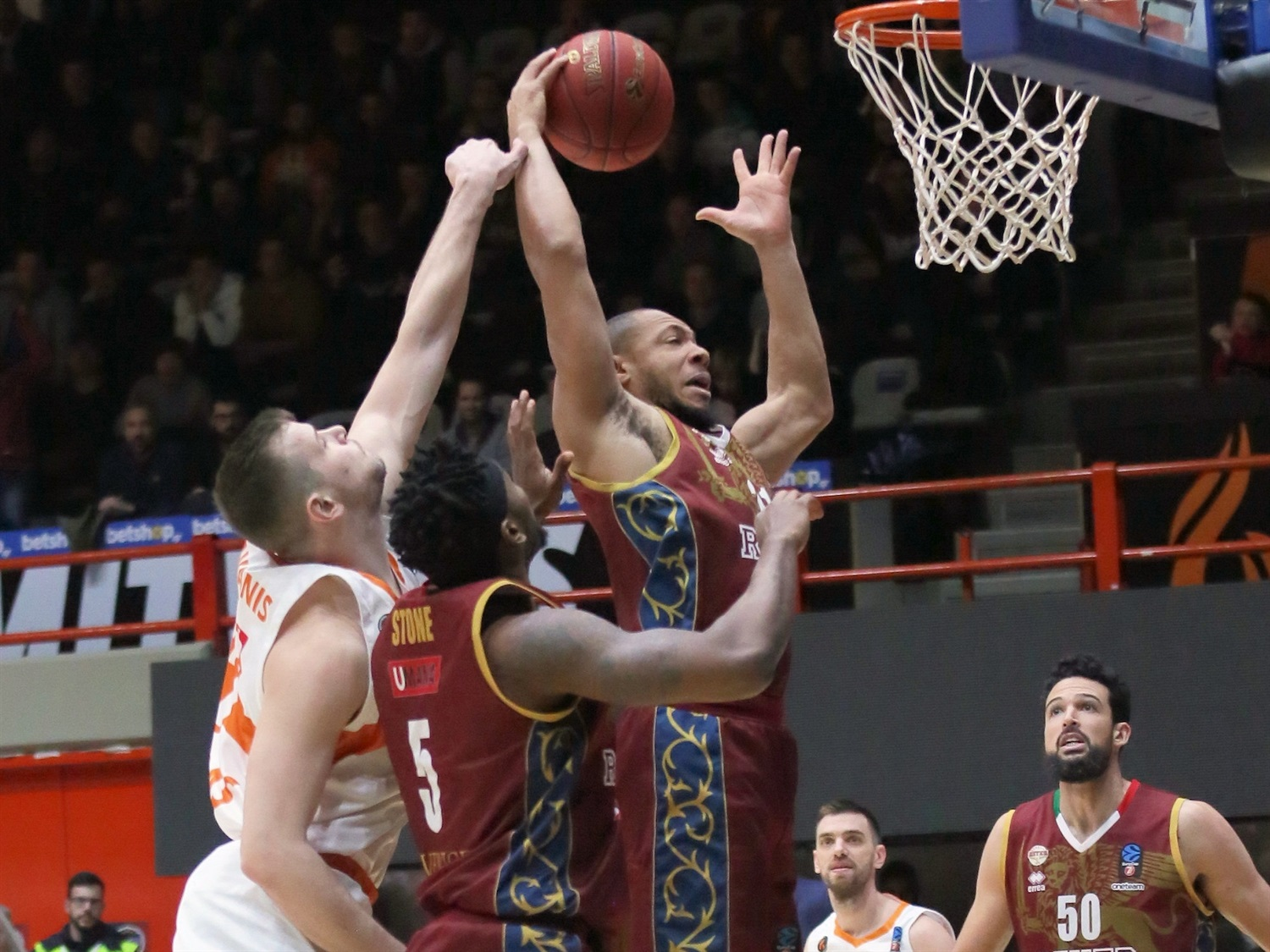 Jeremy Chappell - Umana Reyer Venice (photo Promitheas) - EC19