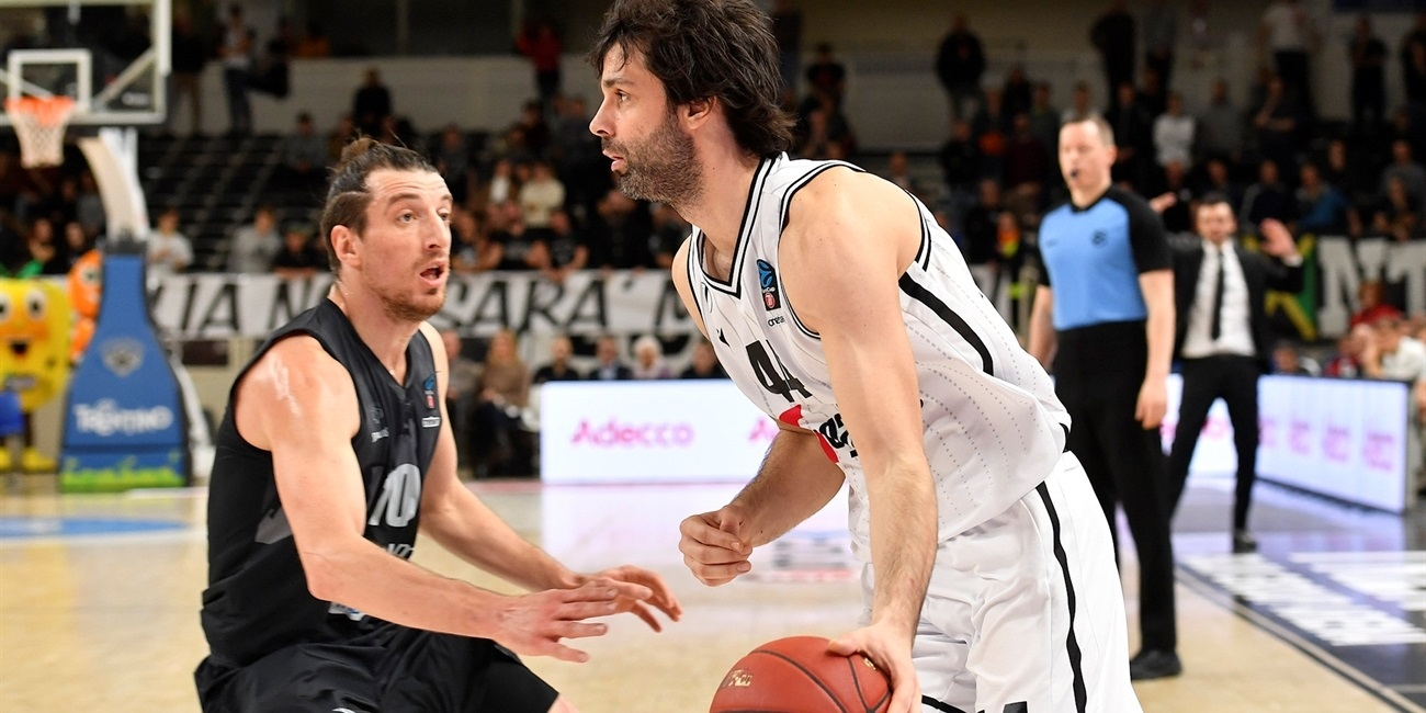 Milos Teodosic - Segafredo Virtus Bologna (photo Trento) - EC19
