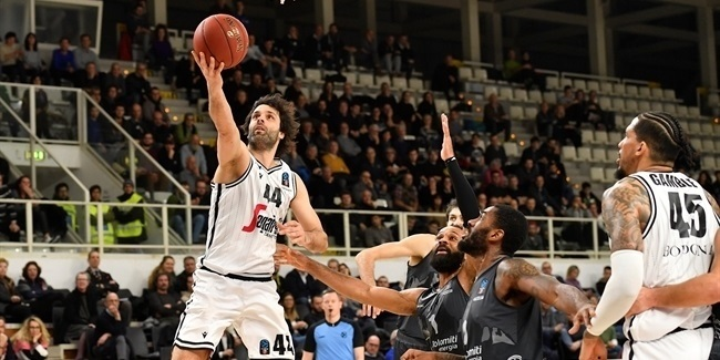Teodosic was the decider in Trento