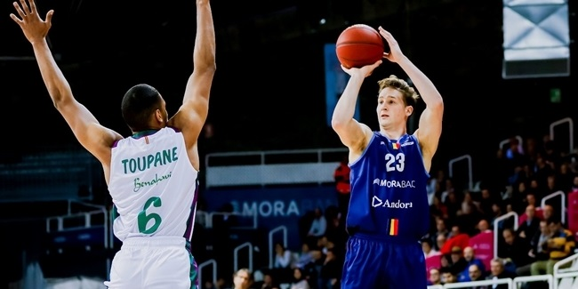 EuroCup standouts: David Walker