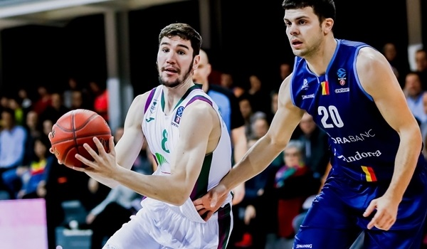 Unicaja's backcourt made the difference