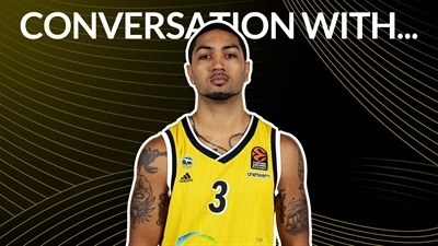 Peyton Siva, ALBA: 'I leave it on the court'