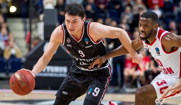 T16 Round 3 Report: Rytas outlasts Monaco