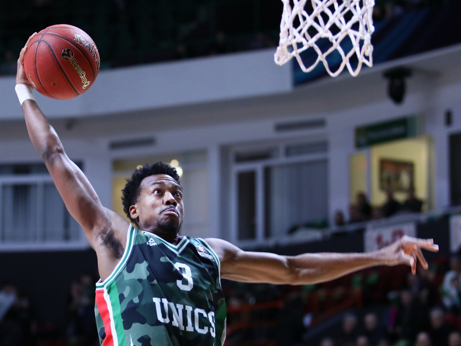 Errick McCollum - UNICS Kazan (photo UNICS) - EC19