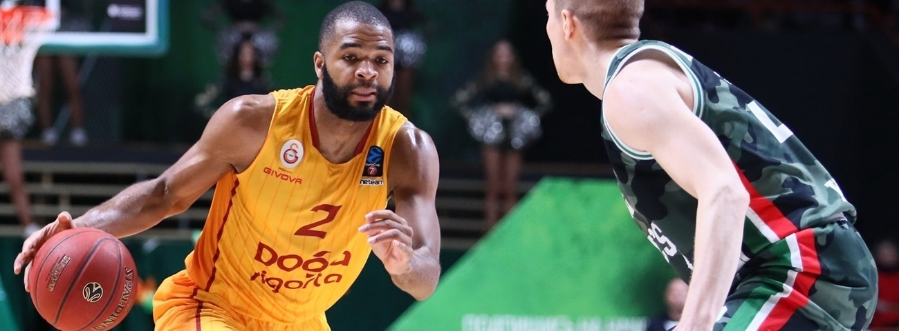 Harrison bounced back to sink UNICS