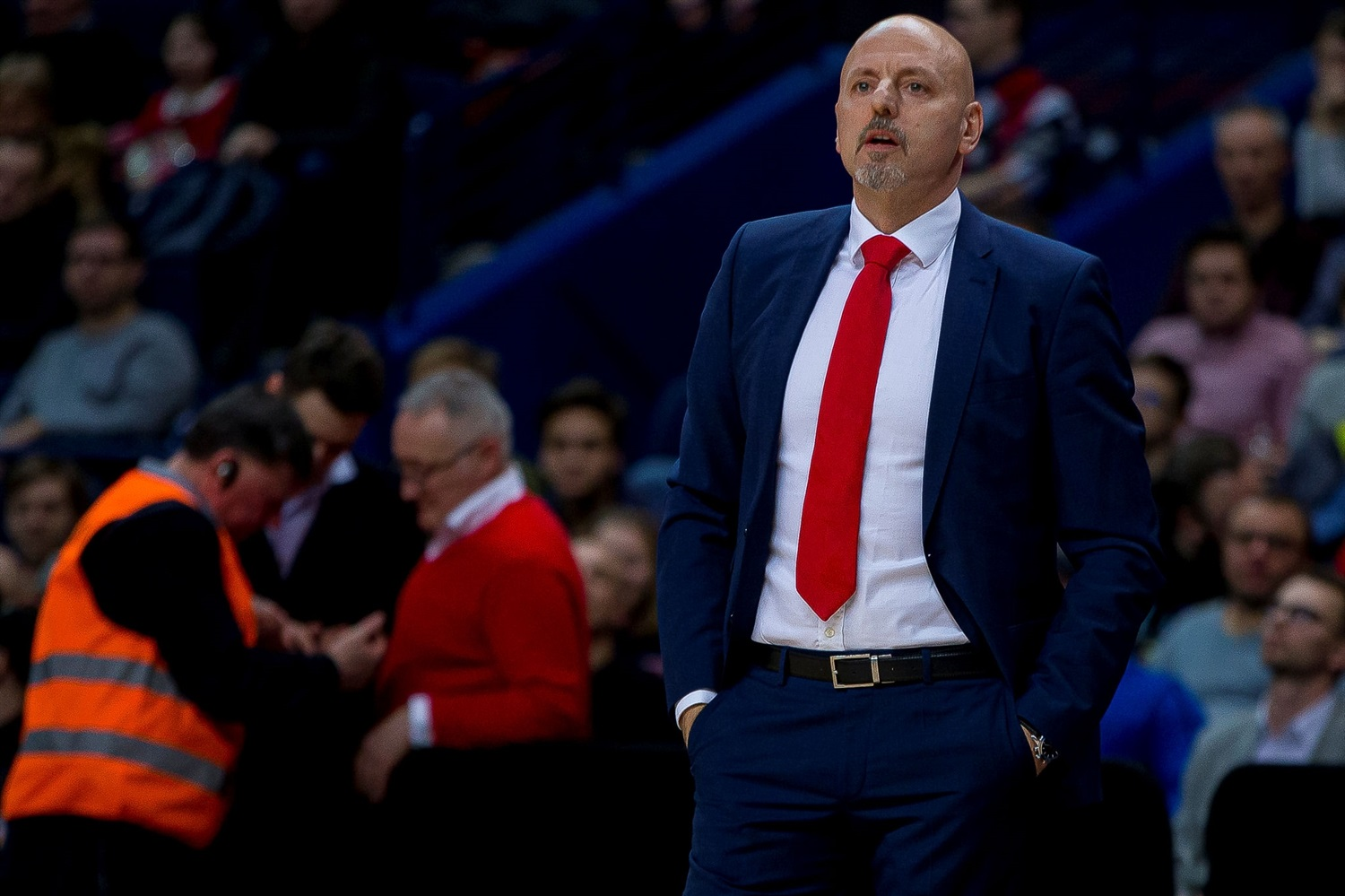 Sasa Obradovic - AS Monaco (photo Rytas) - EC19