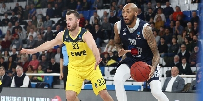 7DAYS EuroCup, Top 16 Round 3: Germani Brescia Leonessa vs. EWE Baskets Oldenburg