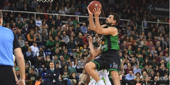 Joventut battled against the odds for key win