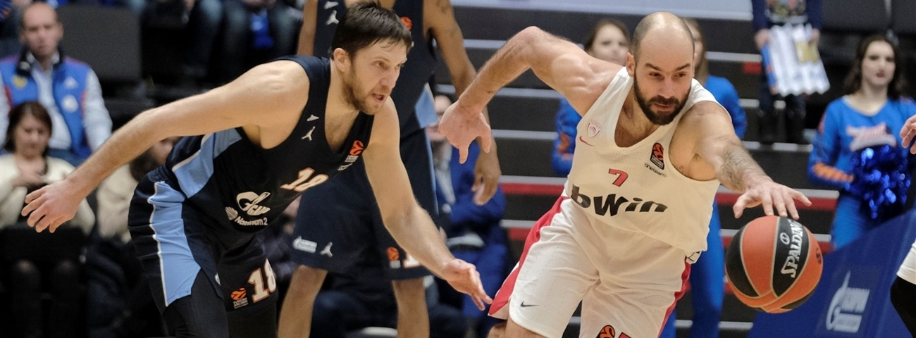 Vintage Spanoulis set new highs in loss