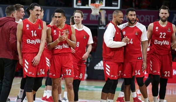 RS21 Report: Bayern bests Maccabi, snaps six-game slide