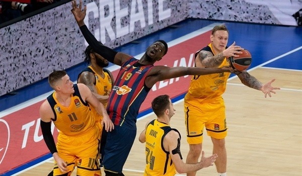 RS21 Report: Baskonia fights to edge Khimki