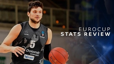 Stats Review: Top 16, Round 3