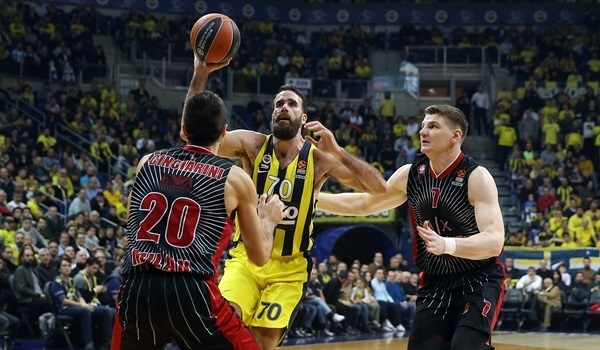 RS21 Report: Fenerbahce beats Milan at home