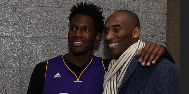 EuroLeaguers pay respect to Kobe