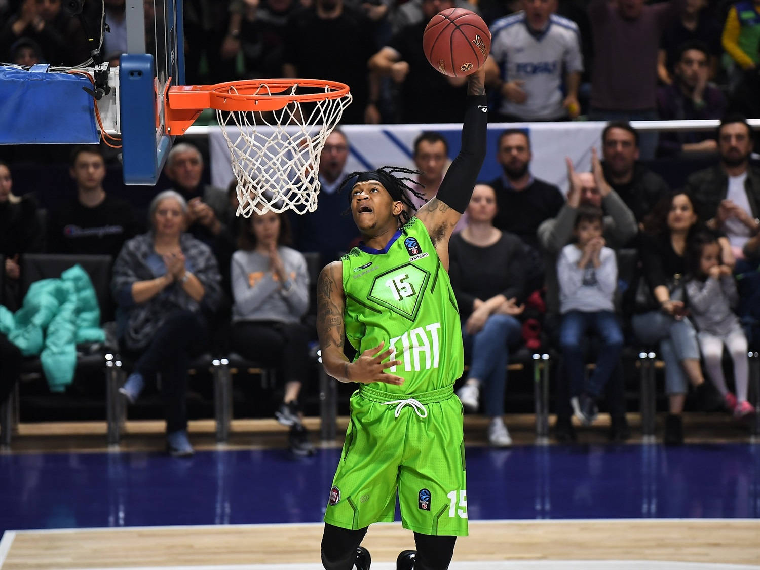 Rion Brown - Tofas Bursa (photo Tofas - Ozan Demir) - EC19