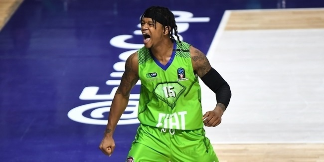 Olimpija brings in dynamic Brown