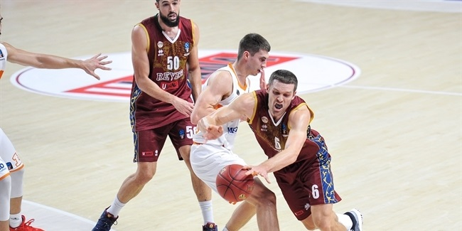 7DAYS EuroCup, Top 16 Round 4: Umana Reyer Venice vs. Promitheas Patras