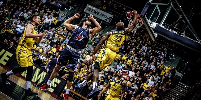 7DAYS EuroCup, Top 16 Round 4: EWE Baskets Oldenburg vs. Germani Brescia Leonessa
