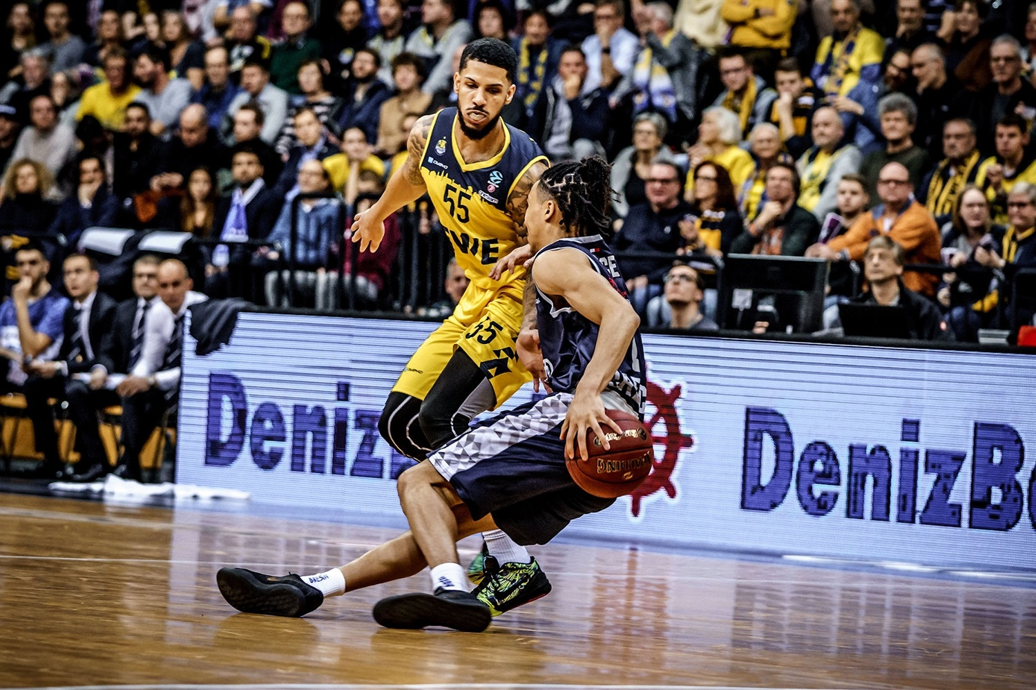 Travis Trice - Germani Brescia Leonessa (photo Ulf Duda - fotoduda.de) - EC19