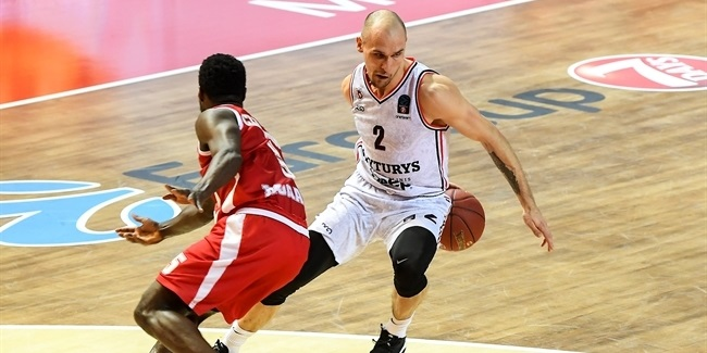 7DAYS EuroCup, Top 16 Round 4: AS Monaco vs. Rytas vilnius