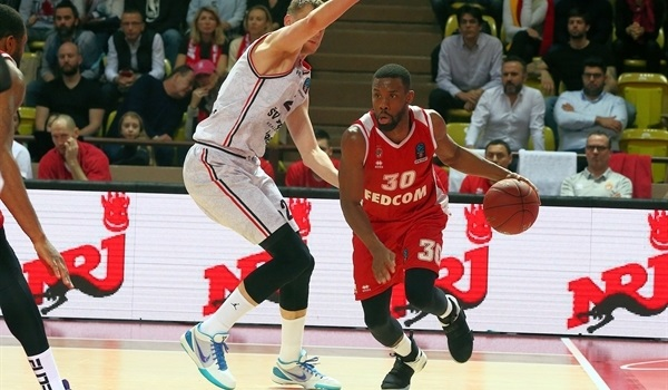 T16 Round 4 Report: Monaco routs Rytas to stay in playoffs race