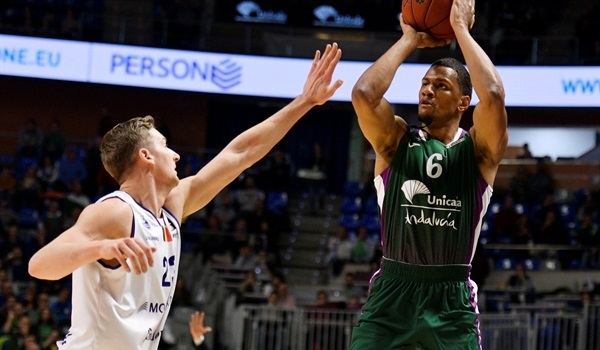 Unicaja loses Toupane for rest of EuroCup season