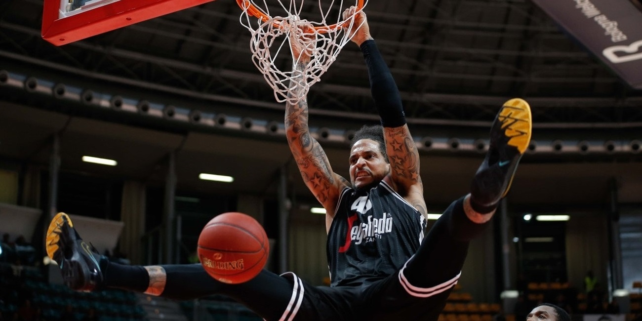 Julian Gamble - Segafredo Virtus Bologna (photo Virtus) - EC19