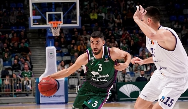 T16 Round 4 Report: Unicaja leaves it late to sink Andorra