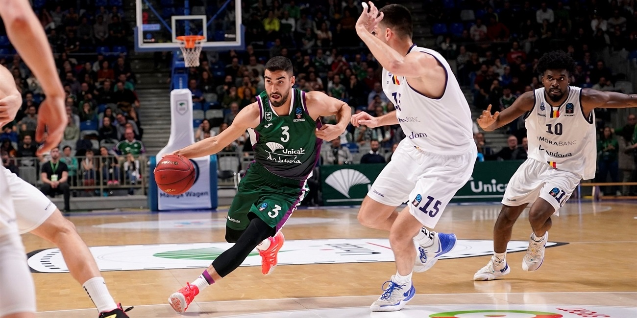 Jaime Fernandez 2- Unicaja Malaga (photo German Pozo - Unicaja) - EC19