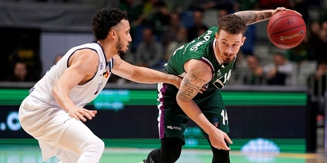 Virtus adds more playmaking with guard Adams
