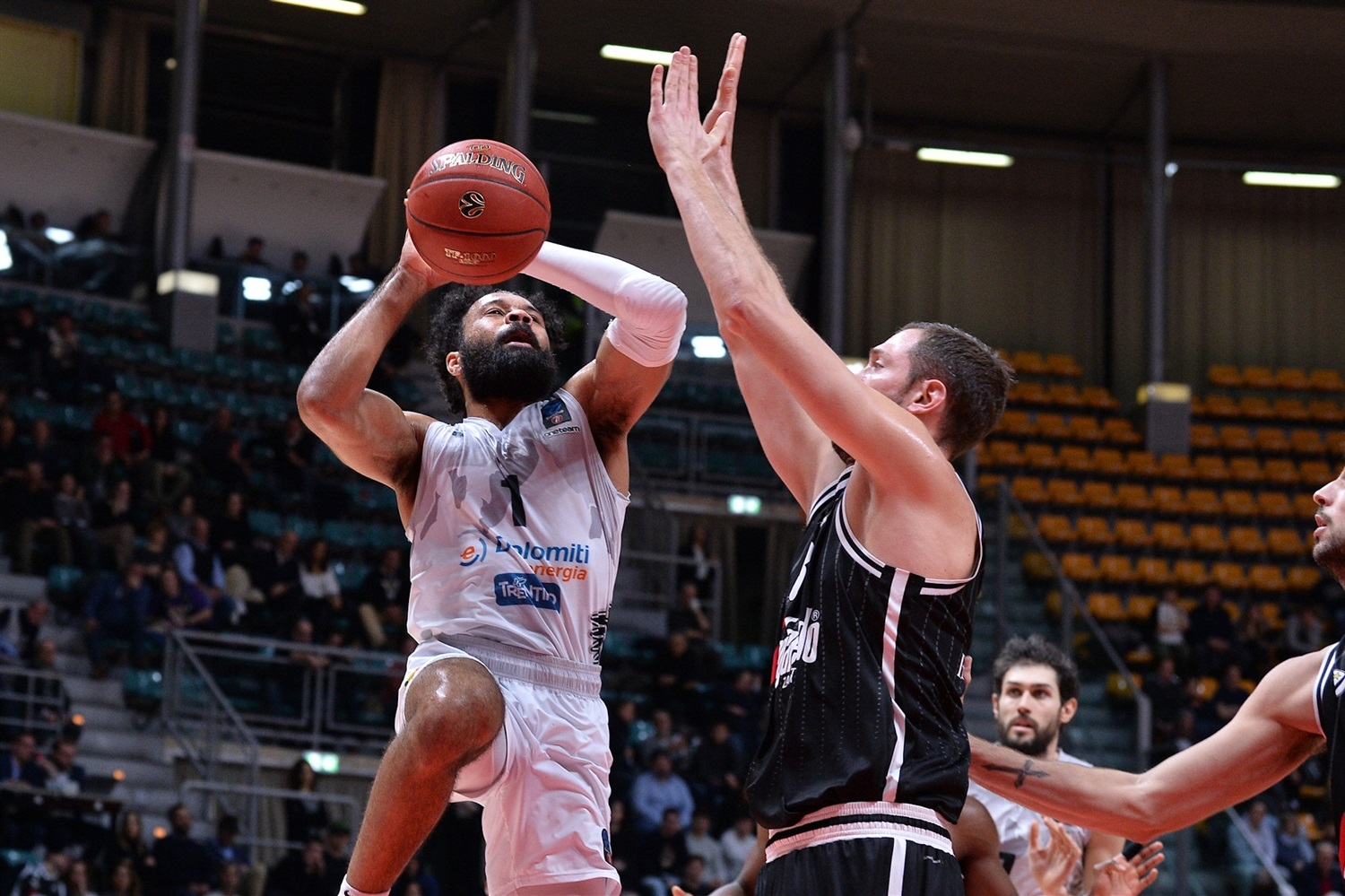James Blackmon - Dolomiti Energia Trento (photo Virtus) - EC19