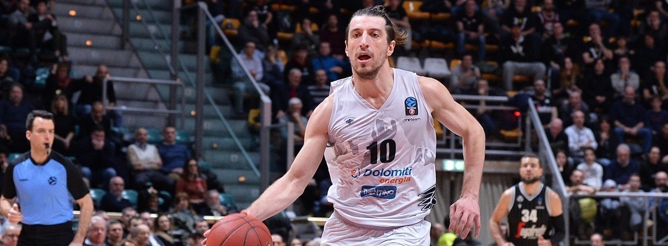 Trento extends with captain Forray until 2023