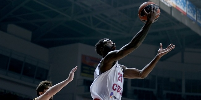 Sant-Roos changed CSKA's look
