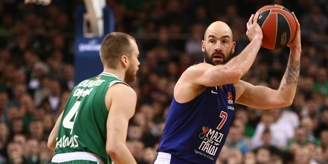 Scoring king Spanoulis to have foot surgery
