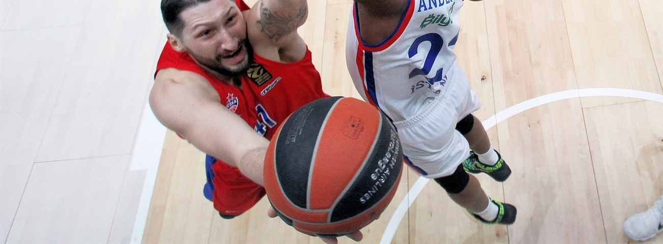Signature Moves: Nikita Kurbanov, CSKA Moscow