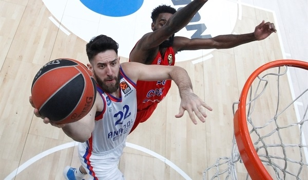 RS23 Report: Efes downs CSKA 80-82, keeps streaking